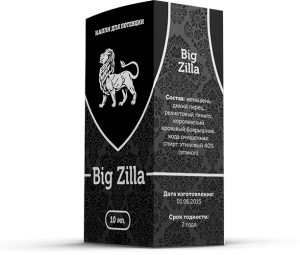 Big Zilla капли